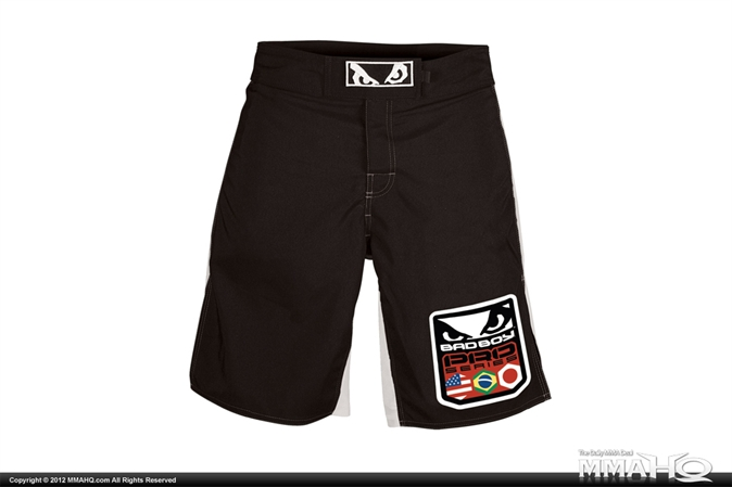 Bad Boy World Class Pro Fight Shorts